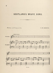 Scotland's Brave Sons part 04